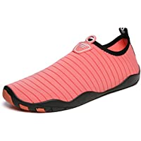 Beach Water Shoes Outdoor Swimming Shoes Footwear Sports Sandals Lightweight Slip-on Aqua Shoes for Women Men