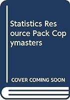 Statistics Resource Pack Copymasters