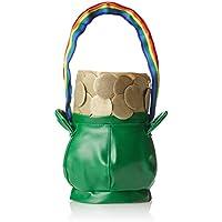Pot of Gold Handbag ゴールドハンドバッグの鍋?ハロウィン?クリスマス?One Size