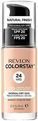 Revlon ColorStay™ Makeup For Normal/Dry Skin, Natural Beige, 30ml