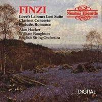 Finzi:Love's Labours Lost
