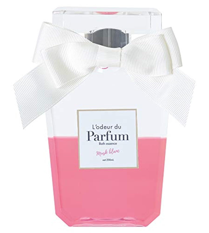 対好きライドノルコーポレーション 入浴剤 バスオイル ロードル?デュ?パルファム バスエッセンス ホワイトムスクの香り 200ml OB-LDP-1-2
