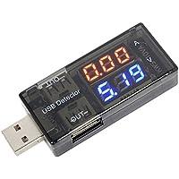 ICEBANG USB電流電圧テスター  負荷電流検出 電源メーター 電圧モニター  チェッカー  計測 測定 便利 小型 持ち歩き 精密機器