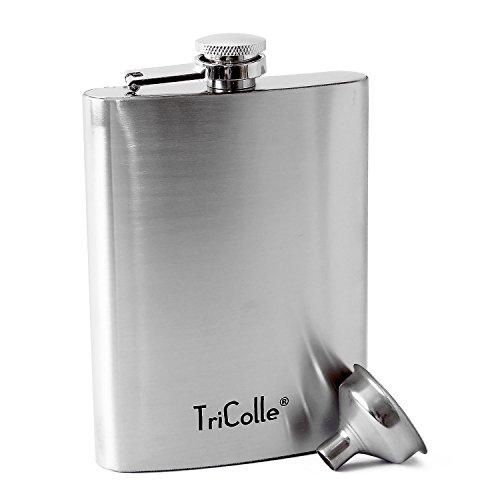 TriColle(トリコレ) 携帯用スキットル 登山ボトル ...