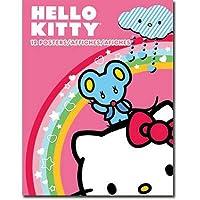 ( 9x 11) Hello Kittyポスターブック