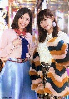 AKB48 公式生写真 ハイテンション Amazon 店舗特典生写真 【渡辺麻友、指原莉乃】