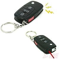Electric Shock Toy Car Key Opener Funny Gag Trick Prank Joke Remote Control Gift by Mudflat [並行輸入品]