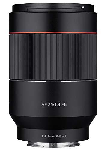 SAMYANG 単焦点広角レンズ AF 35mm F1.4 FE ソニーαE用 フルサイズ対応