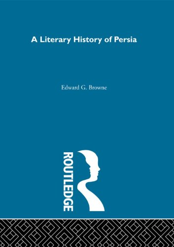 A Literary History of Persia