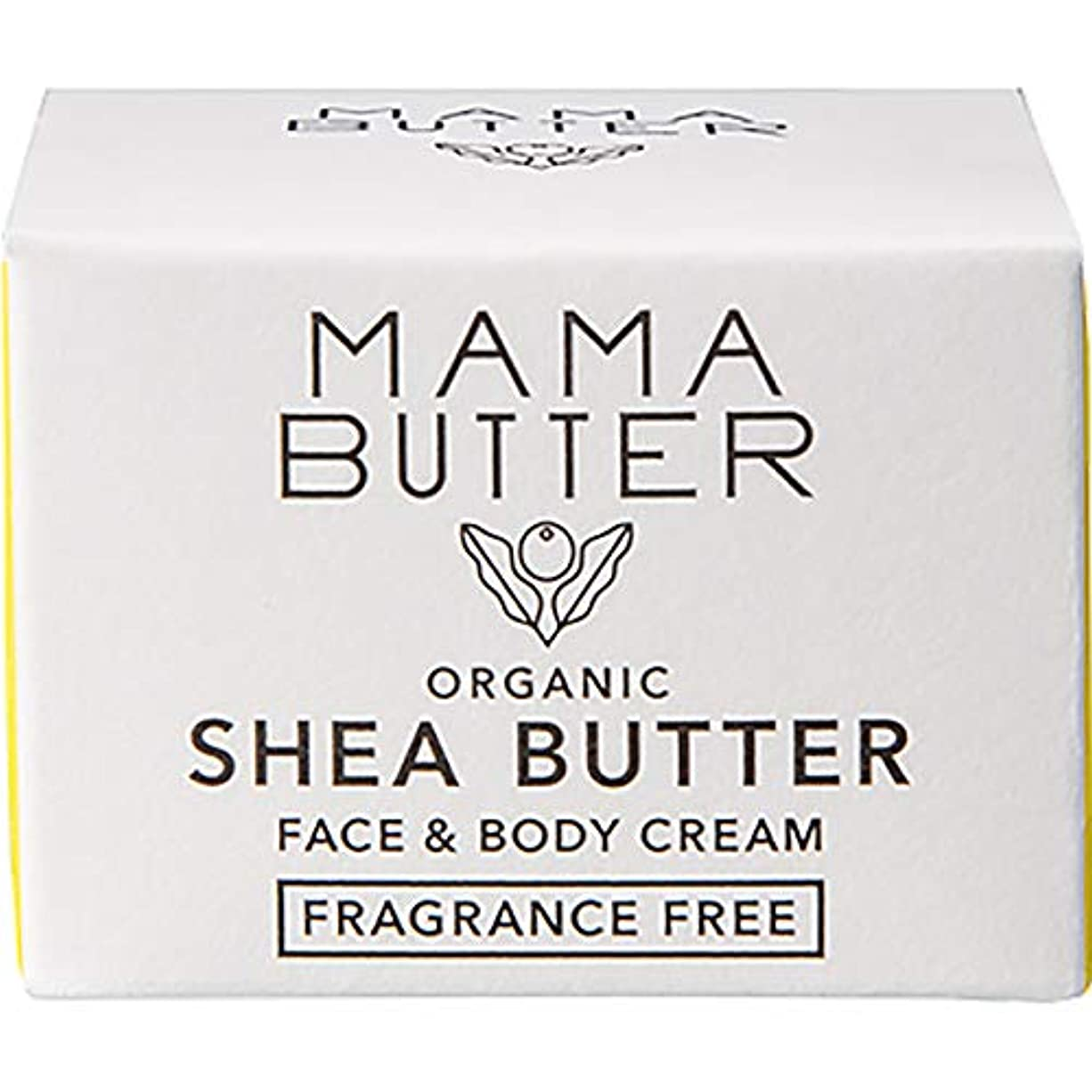 病気のアイロニー推測MAMA BUTTER(ママバター) フェイス&ボディクリーム25g