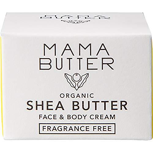 ママバター ママバター MAMA BUTTER フェイス&ボディクリーム 無香料 25gの画像