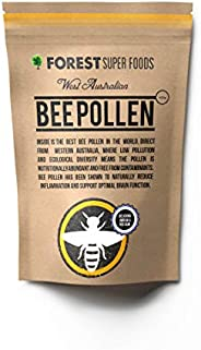 Delicious Forest Super Foods Western Australian Bee Pollen 250g Premium Quality (30 day supply) *Not imported*