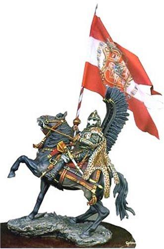 アンドレアミニチュアズ SG-F81 Polish winged hussar (1670)