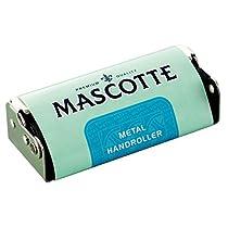 MASCOTTE(マスコット) 手巻きタバコ用 レギュラーサイズ メタルローラー 7-61021-00