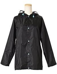 キッズアンドコー 子供用 レインジャケット 全2色 全5サイズ ブラック 150 145~155cm 03001061