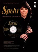 Spohr: Concerto No. 1 in C Minor for Clarinet, Op. 26 (Music Minus One (Numbered))