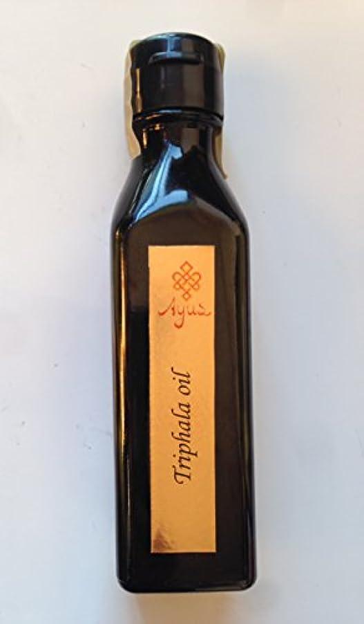 かる塗抹帝国トリファラオイル(アーユルヴェーダオイル) トリパラ