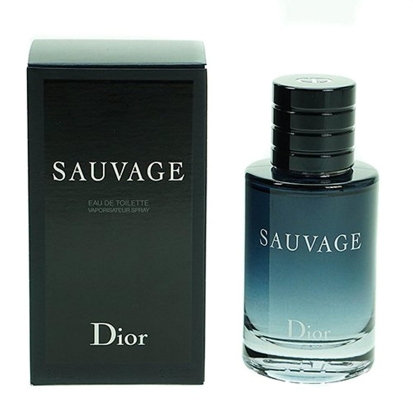 トンファウル累計クリスチャン ディオール(Christian Dior) ソバージュ EDT スプレー 60ml[並行輸入品]