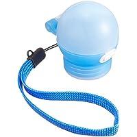 SKATER ペットボトル ダイレクトキャップ スパウト型 ブルー PBDC1