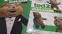 ted2 クリアファイル 2枚セット