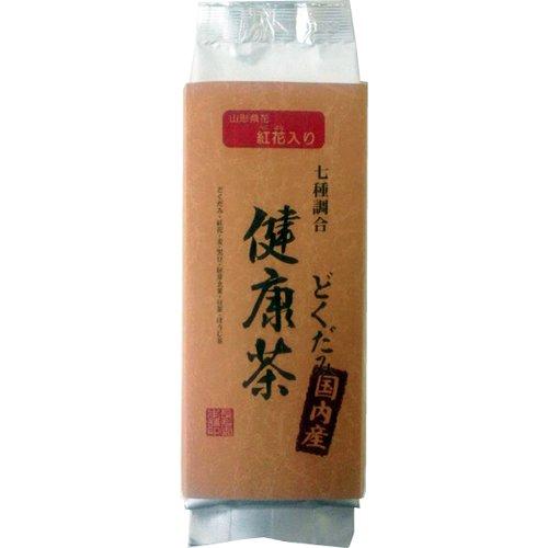 長寿園 国産どくだみ健康茶 200g