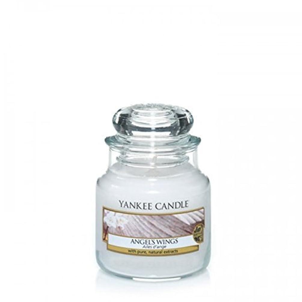 口径種教えてYankee Candle Angels Wings Jar 3.7Oz by Yankee Candle [並行輸入品]