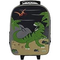 Bobble Art Wheely Bag Dinosaurs