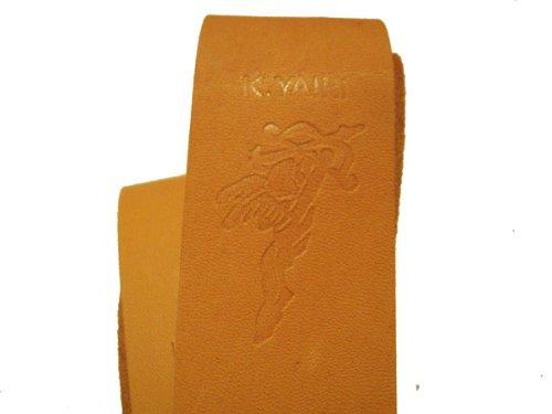 K.Yairi KYS-3800 GBR ループタイプ Kヤイリ レザーストラップ