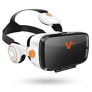 V+ BE 3DVR ゴーグル イヤホン実装