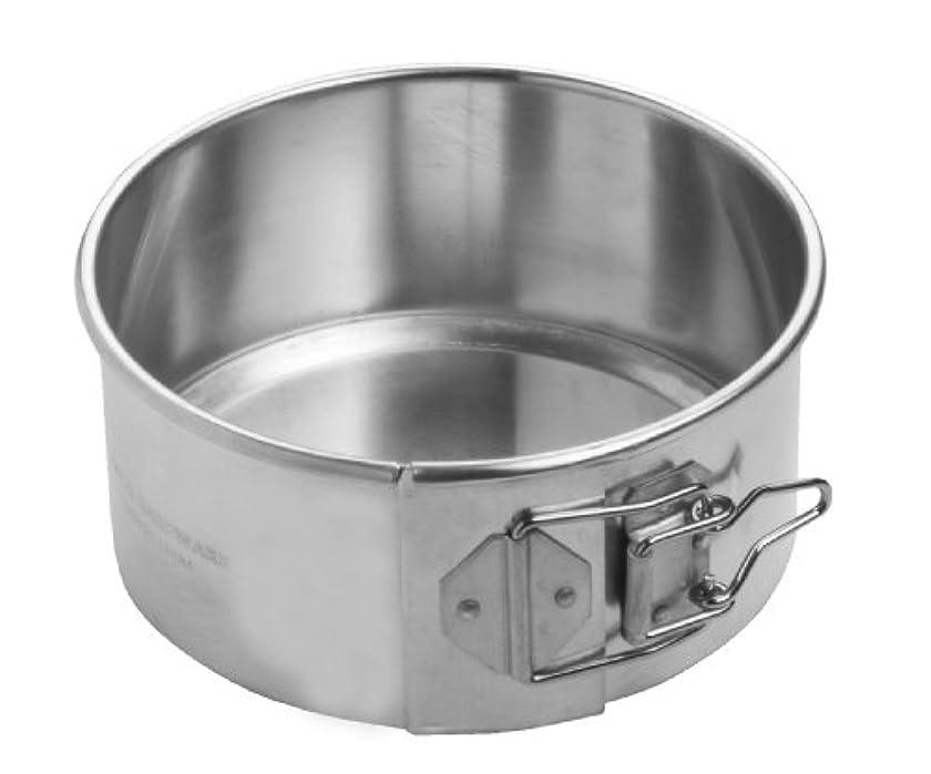 スリル疲労白鳥Focus Foodservice Commercial Bakeware Aluminum Springform Pan, 6-Inch by Focus Foodservice