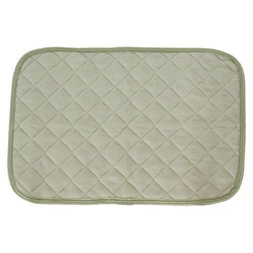 RoomClip商品情報 - 綿100% 枕パッド 約43×63cm グリーン SS004-M048GR