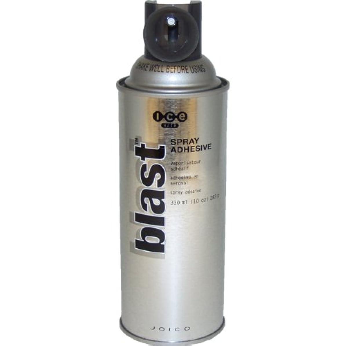したい比率神経障害I-C-E Hair by Joico Blast Spray Adhesive 330ml (並行輸入品)