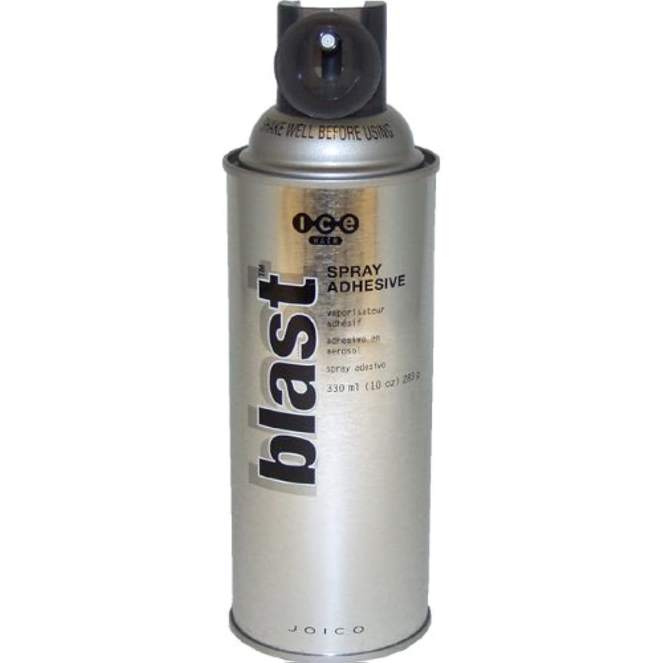 目に見える過敏なテクスチャーI-C-E Hair by Joico Blast Spray Adhesive 330ml (並行輸入品)