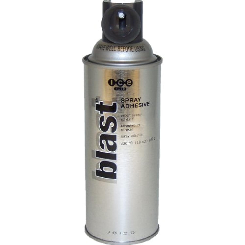 買う漏斗リア王I-C-E Hair by Joico Blast Spray Adhesive 330ml (並行輸入品)