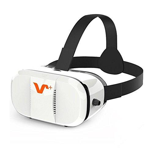 VOX 3DVR ゴーグル ヘッドマウント用 ヘッドバンド付き...