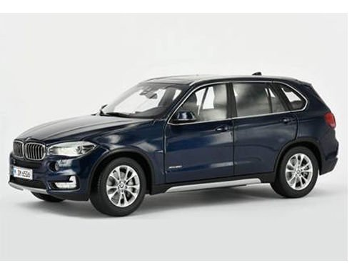 BMW x5 5.0i xDrive ( f15 ) Imperial Blue 1 / 18 by Paragon 97071