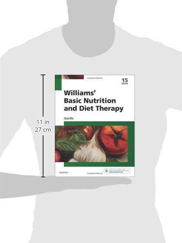 williams basic nutrition and diet therapy 14th edition By: nix, staci  material type: bookpublisher: missouri : elsevier mosby, c2013edition: 14th eddescription: xxi, 538 p : ill (col)  26 cmisbn: 9780323083478 (pbk : alk paper)other title: basic nutrition and diet therapy | williams' basic nutrition & diet therapysubject(s): diet therapy.