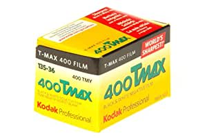 Kodak 白黒フィルム プロフェッショナル用 135 T-MAX400 36枚 8947947