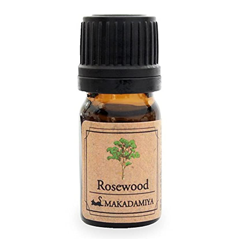 半導体ピアース気分が良いローズウッド5ml 天然100%植物性 エッセンシャルオイル(精油) アロマオイル アロママッサージ aroma Rosewood