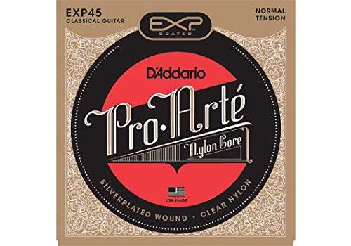 D'Addario『Silver Wound Normal EXP45』