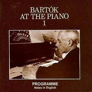 Bartok at the Piano