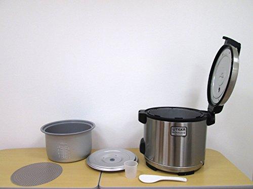 タイガー炊飯器二升ステンレス炊きたて炊飯ジャー業務用JNO-A360-XS