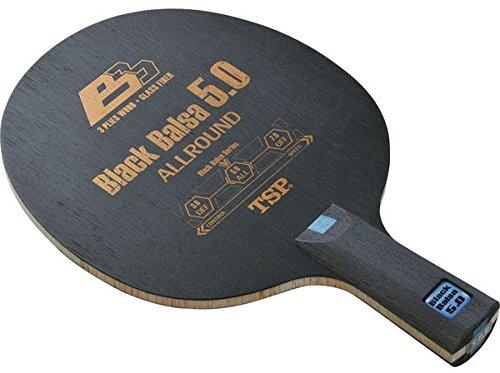 TSP 卓球 中国式ペンラケット ブラックバルサ5.0 CHN 021253