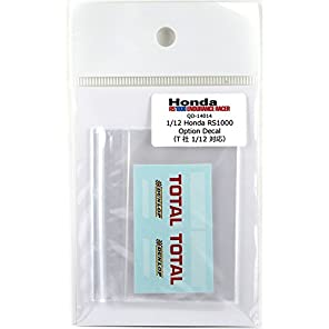 1/12 Honda RS1000 追加デカール タミヤ対応
