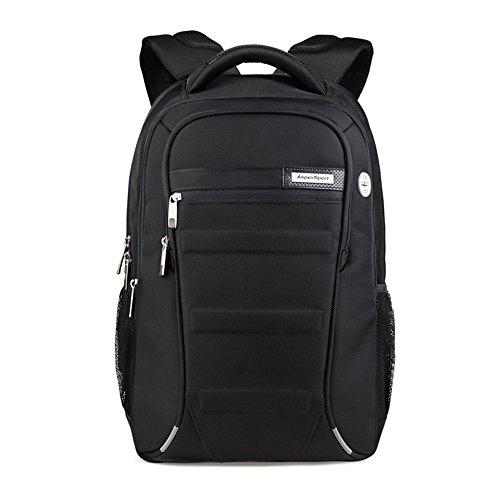 ASPENSPORT ビジネスリュック Laptop Backpack スクールリュック PC収納バ...