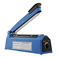 B Baosity 湿気や乾燥を防ぐ ヒートシーラー 密封 密着 温度調節機能 シーリングマシン