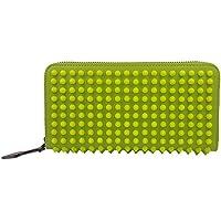クリスチャンルブタン/Christian Louboutin長財布 実用性 人気財布 [並行輸入品] (緑)
