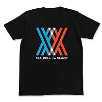 ダーリン・イン・ザ・フランキス Tシャツ ブラック Mサイズ