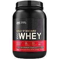 【国内正規品】Gold Standard 100% ホエイ ダブルリッチチョコレート 907g(2lb) 「ボトルタイプ」