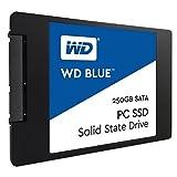 WD SSD 内蔵SSD 2.5インチ 250GB WD Blue WDS250G1B0A/SATA3.0/3年保証